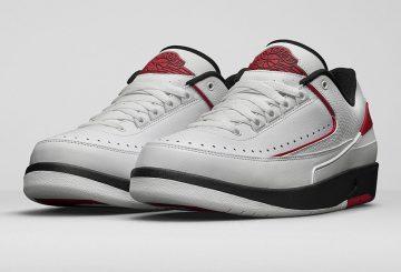 """検索リンク追記★5月21日発売★ nike Air Jordan 2 Low OG """"Chicago"""" White/Varsity Red-Black 832819-101 (エアジョーダン2 ロー)"""