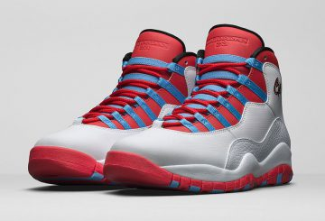 検索リンク追記★MOVIE 5月14発売★NIKE AIR JORDAN 10 RETRO WHITE/LIGHT CRIMSON-UNIVERSITY BLUE-BLACK  310805-114