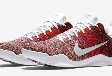 検索リンク★国内6月1日発売★Nike Kobe 11 Elite Low 4KB University Red/Summit White-Team Red 824463-606 【ナイキ コービー11】