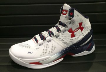 "MOVIE★5月28日発売★Under Armour Curry 2  ""Olympic""  【アンダーアーマー カリー2】"