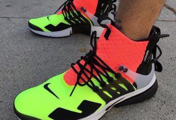 詳細画像追記★ACRONYM x Nike Air Presto Collection 【アクロニウム×ナイキ エア プレスト】