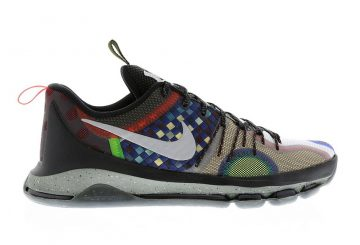 "Nike KD 8 SE ""What The"" Multicolor/Multicolor 845896-999 【ナイキ KD 8】"