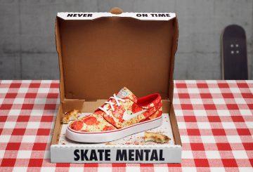 """検索リンク追記★ 国内6月17日発売★Skate Mental x Nike SB Stefan Janoski """"Pizza"""" University Red/White-White 845711-619 【スケートメンタル×ナイキ ステファン ジャノスキ】"""