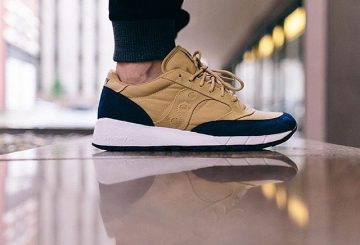 発売中★ SAUCONY JAZZ 91 -TAN BLUE 【サッカニ― JAZZ 91】
