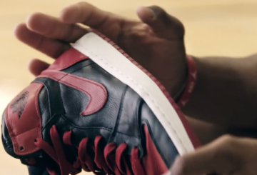 "9月3日発売予定★ NIKE AIR JORDAN 1 OG ""BRED"" BY RUSSELL WESTBROOK PREVIEW"