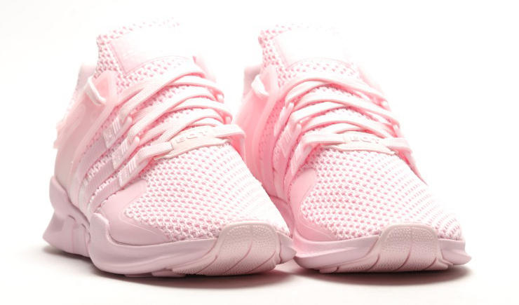 """ADIDAS EQT SUPPORT ADV """"CLEAR PINK"""" 【ア"""