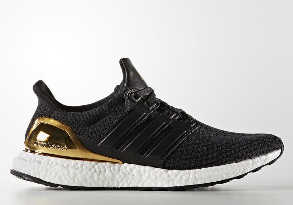 3カラー詳細画像★ Adidas Ultra Boost Olympic Medal Pack 【アディダス