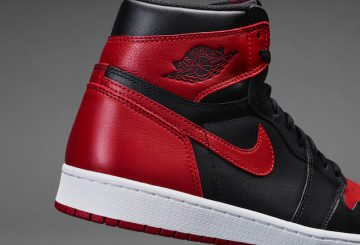 "9月3日発売予定★ NIKE Air Jordan 1 Retro High OG ""Banned"" Black/Varsity Red-White 555088-001 【ナイキ エアジョーダン1 】"