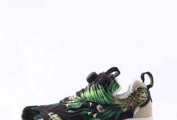 7月11日発売★レディース★JUNGLE GURL × REEBOK CLASSIC WMNS INSTAPUMP FURY JG BLACK/WHITE  AR2491 【ジャングルガール × リーボック クラシック ウィメンズ インスタポンプフューリー】