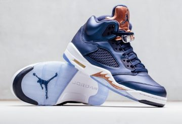 "9月24日発売★ NIKE Air Jordan 5 Retro ""Bronze""  Obsidian/White-Metallic Red Bronze-Bright Grape 136027-416 【ナイキ エアジョーダン5】"