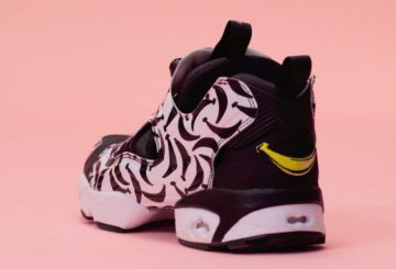 "リーク★FOSS×Reebok Insta Pump Fury   ""Happy Banana."""