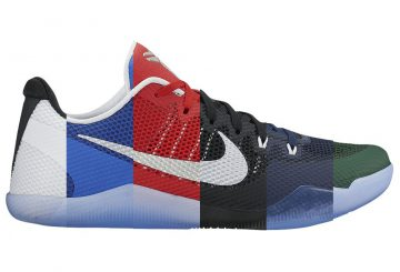 海外展開中★NIKE KOBE 11  SIX TEAM COLORWAYS 【ナイキ コービー11 】