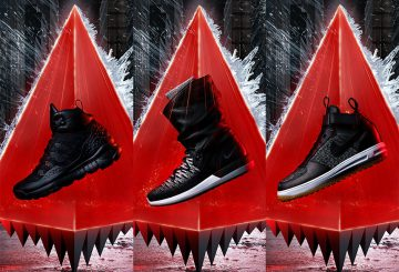 9月発売予定★ NIKE  SNEAKERBOOTS  FALL&WINTER COLLECTION