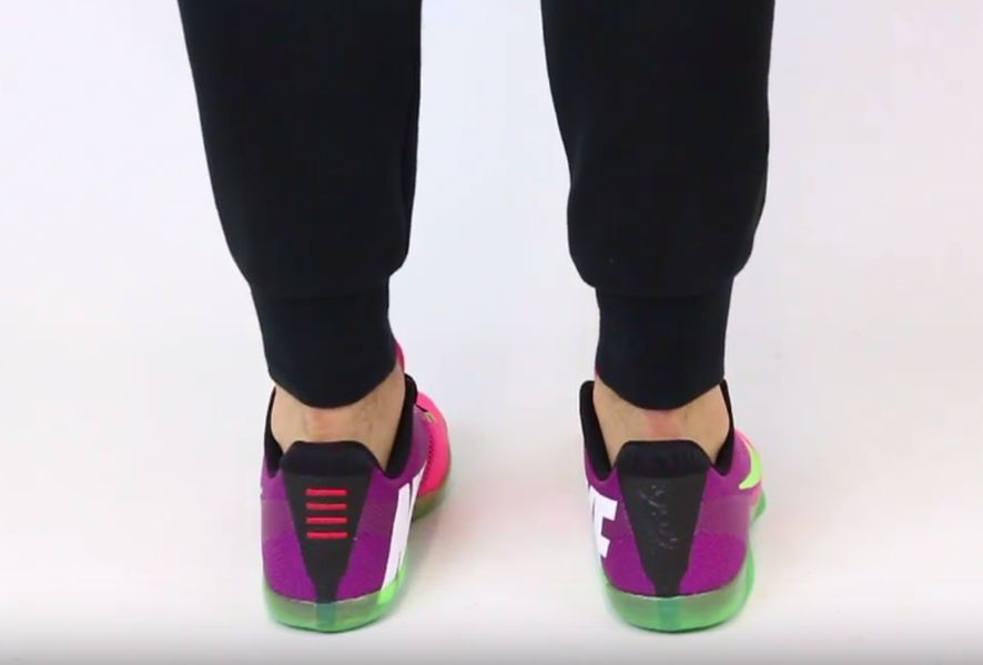 nike-kobe-11-mambacurial-pink-flash-action-green-red-plum-5