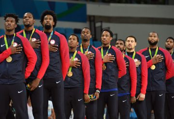 MOVIE★ USA Basketball team got  gold medals  in Rio Olympics 【アメリカ代表 バスケットボール 金メダル獲得★