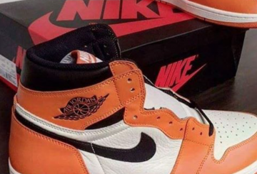"噂★NIKE AIR JORDAN 1 ""REVERSE SHATTERED BACKBOARD""  【ナイキ エアジョーダン1 】"