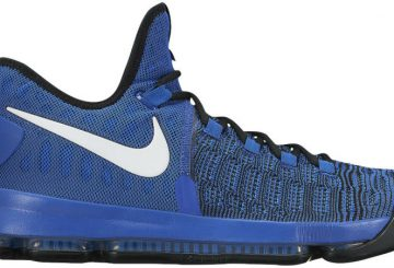 "10月4日発売予定★ Nike KD 9 ""On-Court"" Photo Blue/Black-White 843392-410 【ナイキ KD 9】"
