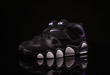 海外展開中★ NIKE AIR MAX CB 34  Black/White-Varsity Purple  316940-001 【ナイキ エア マックス CB】