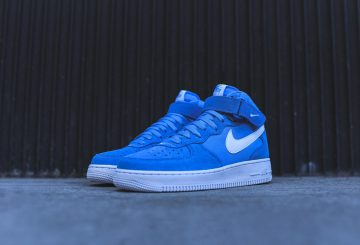 NIKE AIR FORCE 1 MID '07  University Blue/Summit White 315123-4096 【ナイキ エアフォース1 MID】