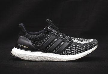 """11月3日発売予定★ adidas Ultra Boost """"Black Reflective"""" Core Black/Footwear White BY1795 【アディダス ウルトラ ブースト】"""