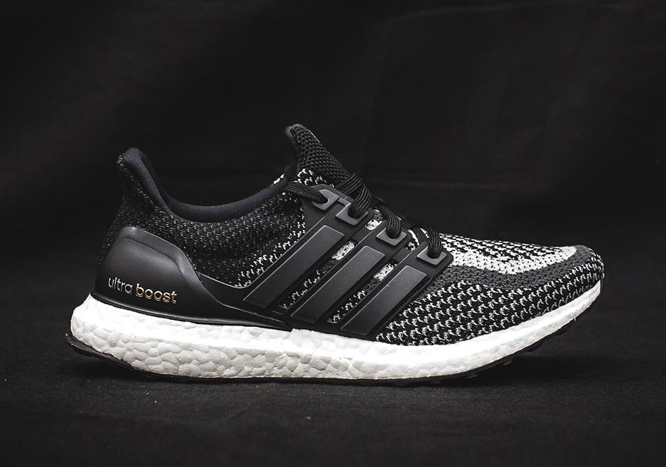 11月3日発売予定 adidas ultra boost black reflective core black