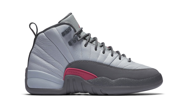 air-jordan-12-gs-wolf-grey-vivid-pink-1