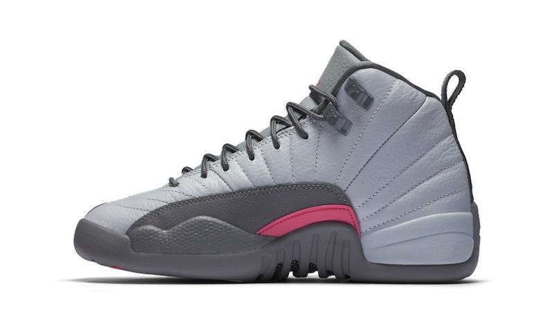 air-jordan-12-gs-wolf-grey-vivid-pink-2