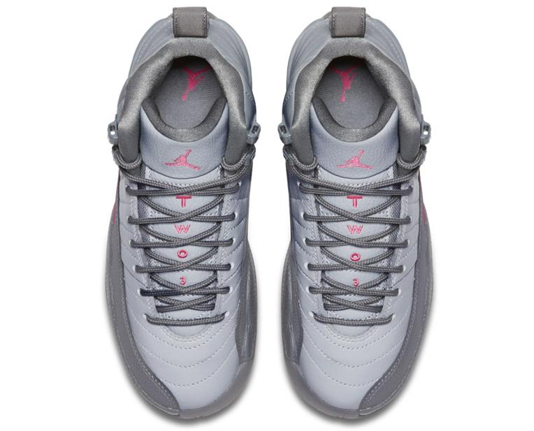 air-jordan-12-gs-wolf-grey-vivid-pink-3