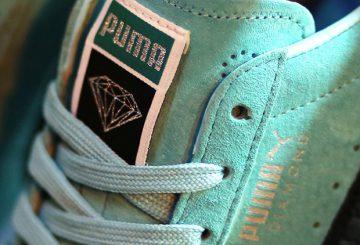 11月25日発売★ DIAMOND SUPPLY CO. X PUMA SUEDE 【ダイヤモンド サプライ×プーマ スエード】