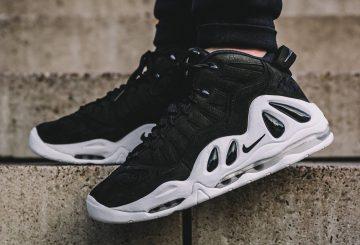 国内12月6日発売★ Nike Air Uptempo 97 Black/Black-White 399207-004 【ナイキ エア アップテンポ 97】
