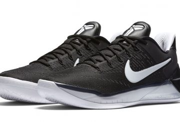 12月16日発売★ Nike Kobe AD Black/White-Black 852425-001 【ナイキ コービーAD】