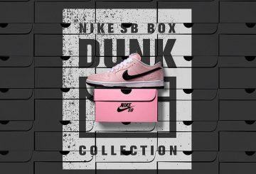 """検索リンク追記★国内11月26日発売★NEW IMAGES追記★NIKE SB DUNK LOW """"PINK BOX""""  Prism Pink/White/Black  833474-601 【ナイキ ダンク SB """"ピンク ボックス""""】"""