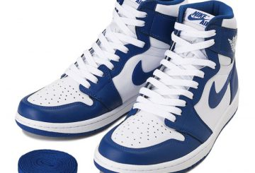 "検索リンク追記★NIKE AIR JORDAN 1 RETRO High OG ""Storm Blue"" 555088-127"