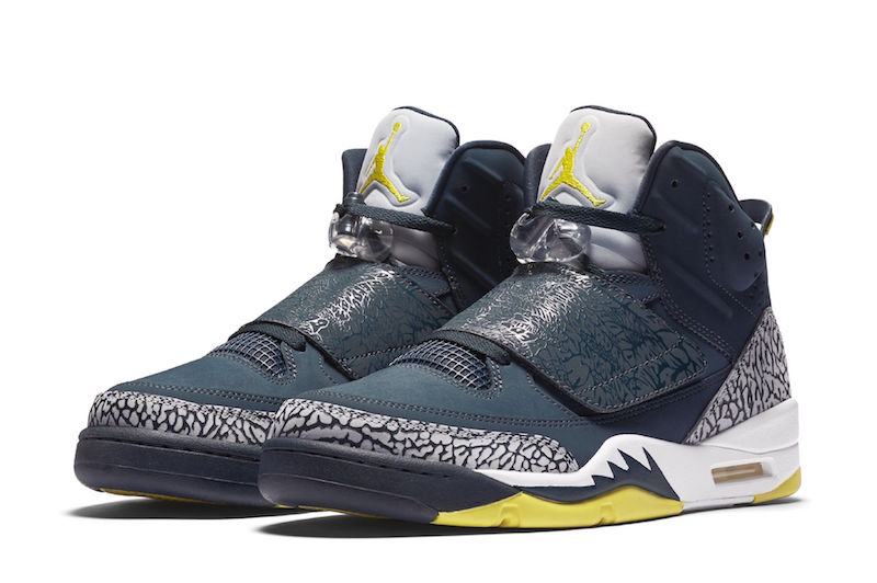 420c043f5be8 ... spain nike jordan son of mars armory navy white wolf grey electrolime  512245 405 e424b c8f2a