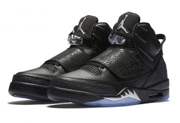1月1日発売★Jordan Son of Mars Black/Metallic Silver-Anthracite 512245-010