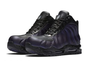 """12月発売予定★ NIKE AIR MAX FOAMDOME """"EGGPLANT"""" Varsity Purple/Black 843749-500 【ナイキ エアマックス フォームドーム】"""