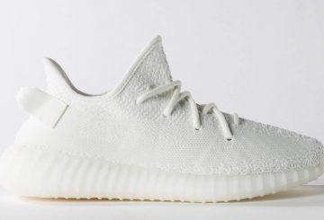 """4月発売予定★ adidas Yeezy Boost 350 V2 """"Cream White"""" Cream White/Cream White CP9366 【アディダス イージーブースト 350】"""