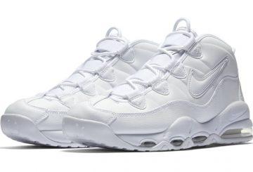 Nike Air Max Uptempo White/White-White 922935-100 【ナイキ エアマックス アップテンポ】