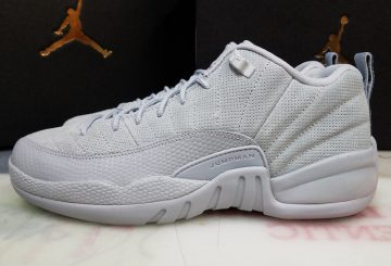 MOVIE★3月18日発売★NIKE Air Jordan 12 Low Wolf Grey/Armory Navy-Electrolime 308317-002 【エアジョーダン12 LOW】