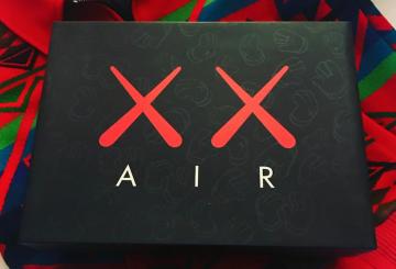 """3月発売予定?★ NIKE Air Jordan 4 """"KAWS"""" Cool Grey/White 930155-003 【ナイキ エアジョーダン 4 """"カウズ""""】"""