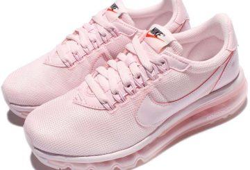 海外4月発売予定★レディース★ Nike WMNS Air Max LD-Zero Pearl Pink/Prism Pink-White 911180-600 【ナイキ エアマックス LD ZERO】