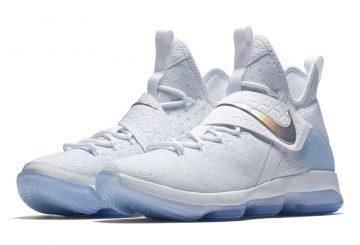 """3月24日発売★ Nike LeBron 14 """"Time to Shine"""" 【ナイキ レブロン 14 】"""