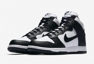 近日発売★ Nike Dunk High Black/Black-White 846813-002 (ナイキ ダンク ハイ )