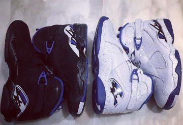 "MOVIE★ 近日発表? NIKE Air Jordan 8 × OVO ""Calipari Pack"" 【ナイキ エアジョーダン8 × OVO  ""カリパリ パック""】"