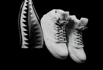 4月22日発売★検索リンク★nike Air Jordan 5 Premium Pure Platinum/White-White 881432-003 (ナイキ エア ジョーダン 5 プレミアム)