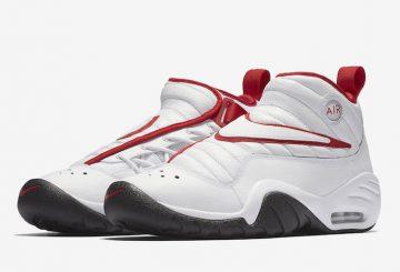 """検索リンク追記★公式画像★海外4月28日発売★ Nike Air Shake NDestrukt OG """"Bulls"""" 【ナイキ エア シェイク インデストラクト】"""