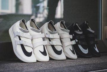 4月6日発売予定★ Nike Air Sock Racer Flyknit  Sail/Black-Sail 904580-100  Black/Sail-Black 904580-00 【ナイキ エア ソックレーサー フライニット】