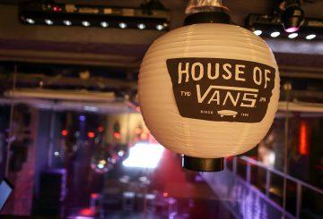 """5月20・21日開催★ HOUSE OF VANS  at  """"GREENROOM FESTIVAL '17"""""""