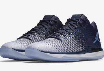 5月26日発売★ NIKE Air Jordan XXX1 Low Midnight Navy/University Blue-Ice Blue 897564-400​ 【ナイキ エアジョーダン 31】