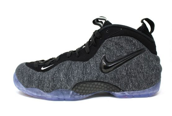 MOVIE★6月9日発売★NIKE AIR FOAMPOSITE PRO  Dark Grey Heather/Black-Black 624041-007 【ナイキ エアフォームポジット プロ】